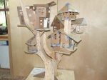 Tree Home for the Holidays  4D Architects