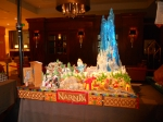 To vote for Narnia's Snow Queen Castle by Mulvanny G2 Architects text JDRFCURE 5 to 20222