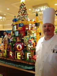 O Christmas Tree & Chef David
