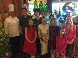 JDRF Elves and Chef David Mestl