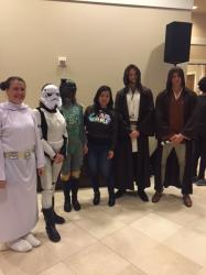 Star Wars comes to life!